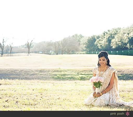 Real Texas Indian Wedding - Jancy and Binu
