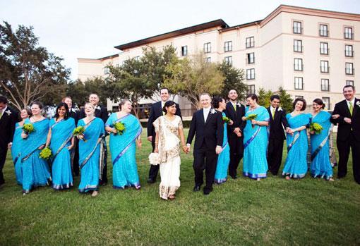 Plano Texas Multicultural Indian Wedding