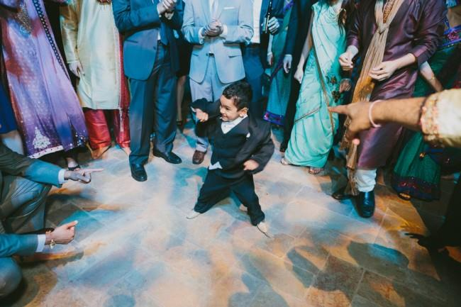 47a- little boy dancing on dance floor