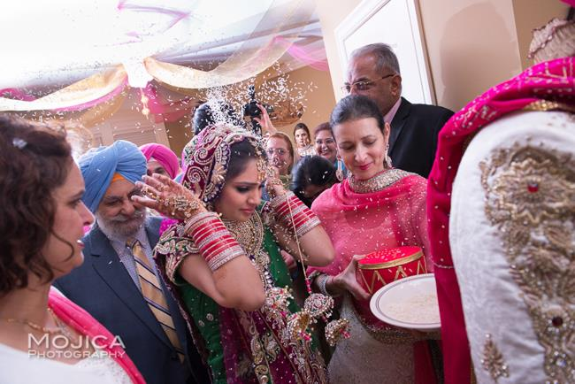 10 indian wedding bride after ceremony
