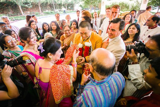 25a indian wedding groom baraat