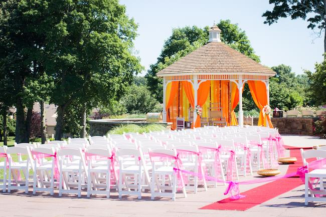 29a Indian Wedding Ceremony Mandap