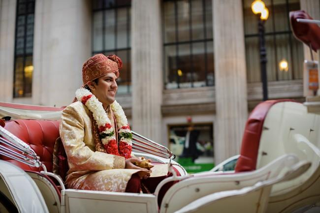 9a indian wedding horse and carriage baraat