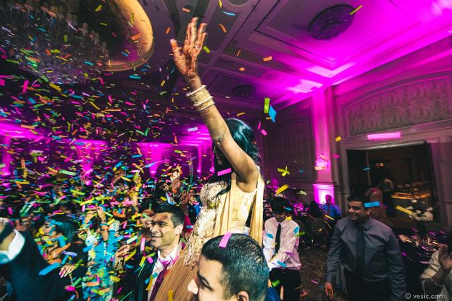 53a indian wedding reception dance floor