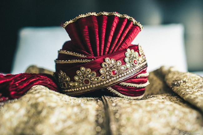 7a indian wedding groom turban