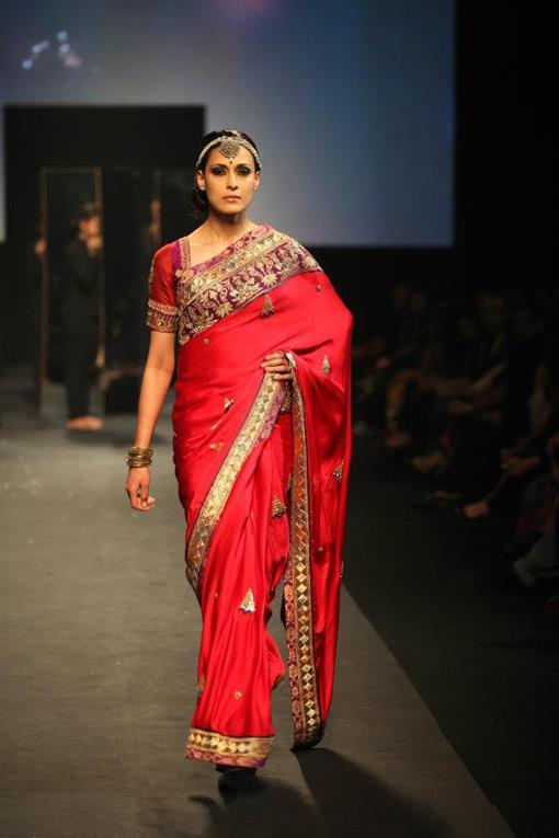 "Ritu Kumar ""Panchvastra"" Fashion Show - photo #18"