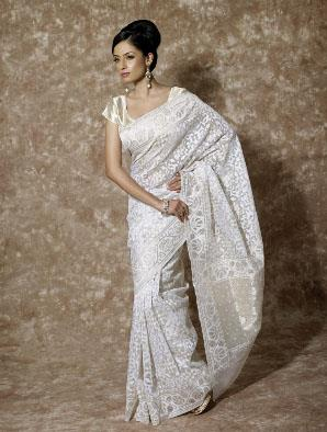 7-romantic jute silk sari