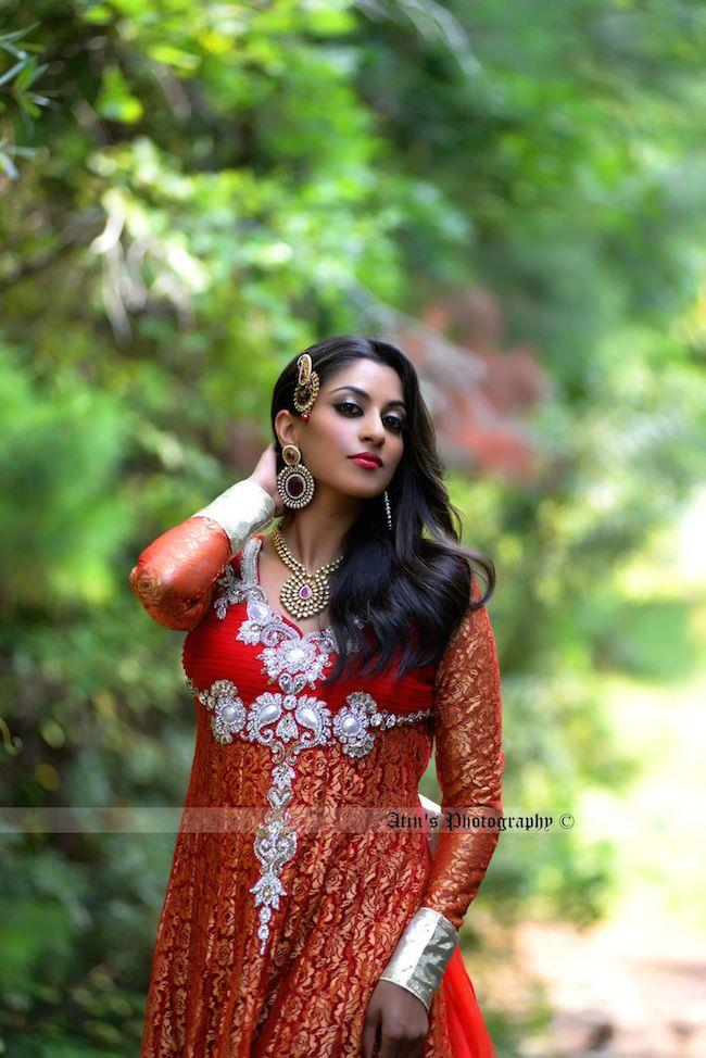 4 indian wedding jewelry and anarkhali