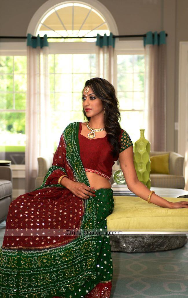 7 indian wedding sari