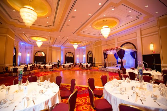20a indian wedding reception decor