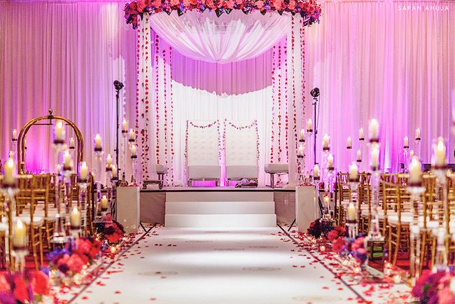 26a indian mandap decor