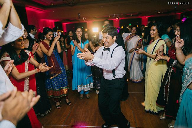 46a indian wedding reception