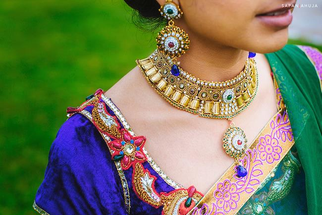 9a indian mehndi jewelry