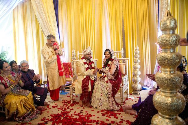23a indian wedding staging