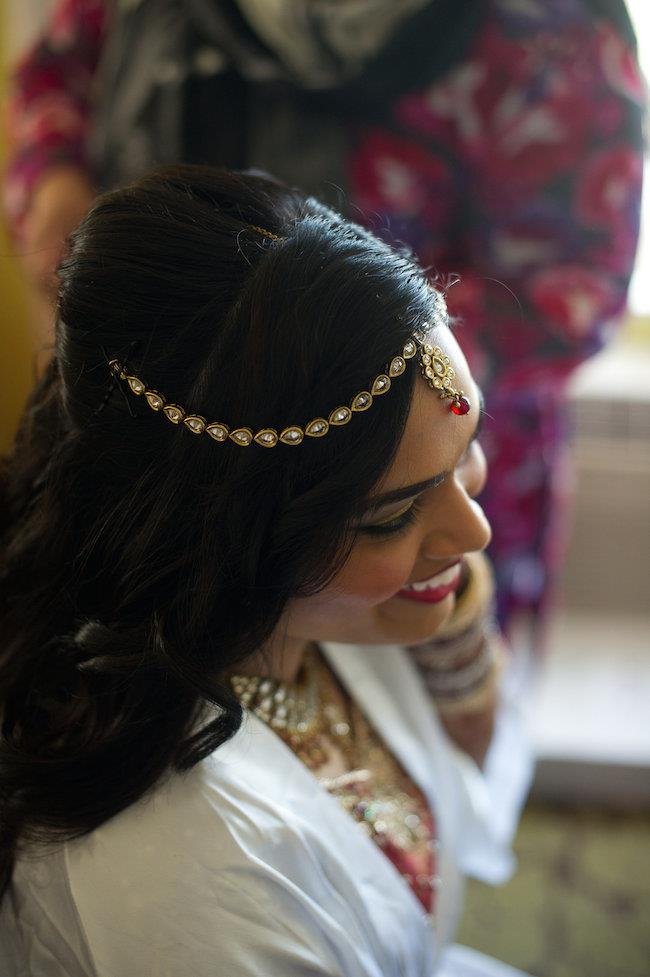 6a indian bridal hair