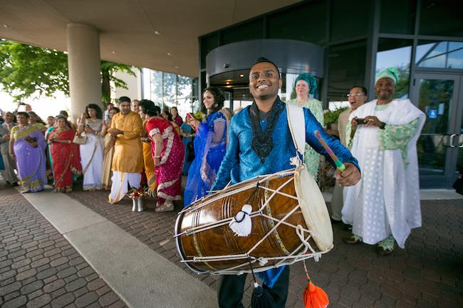 13a indian wedding baraat