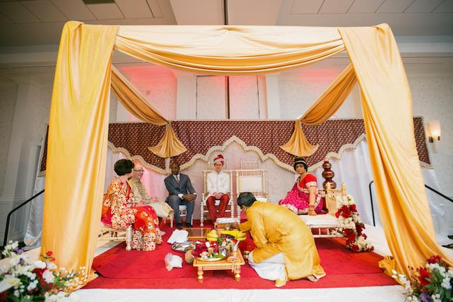 17a indian wedding mandap