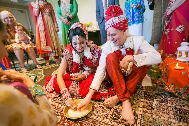 21a indian wedding games