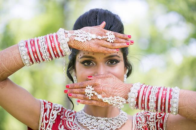 9a indian wedding bride