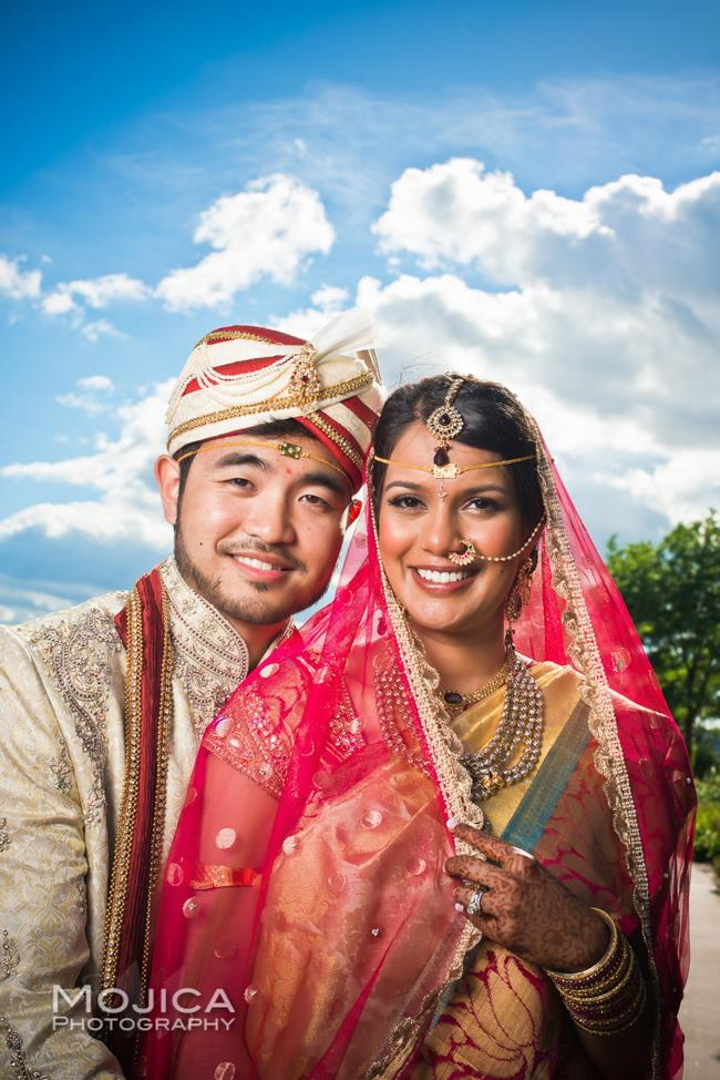 10a indian wedding portrait