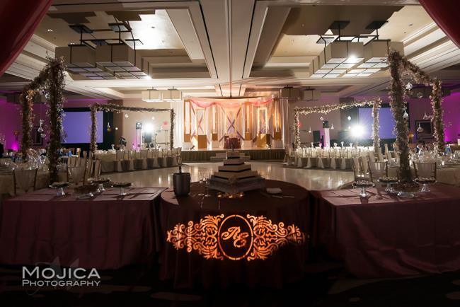 12a indian wedding reception decor