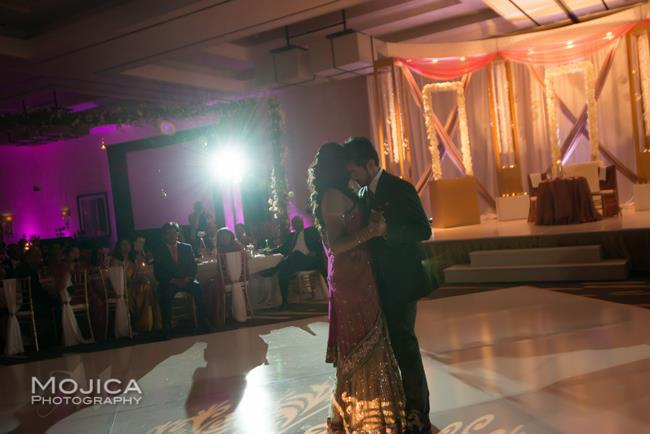 14a indian wedding first dance