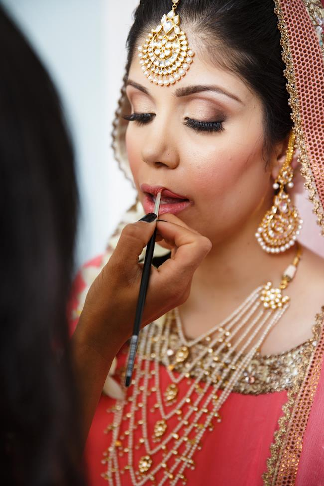 10a indian wedding bridal makeup