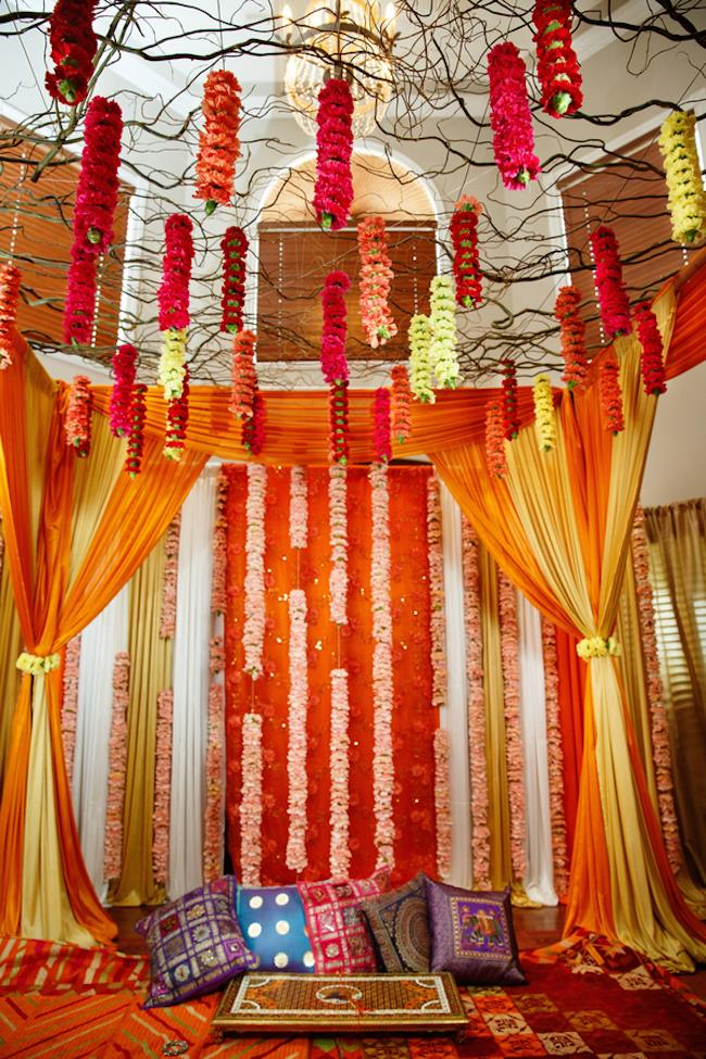 5a indian wedding decor