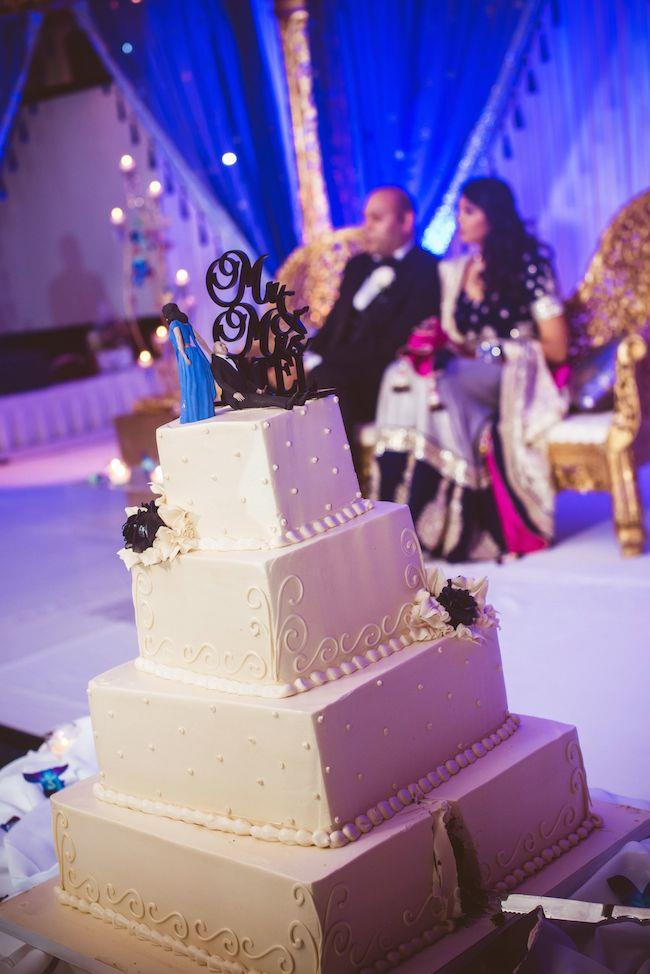 37a indian wedding cake