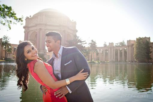 San Francisco Indian E-session by Saravni Photography