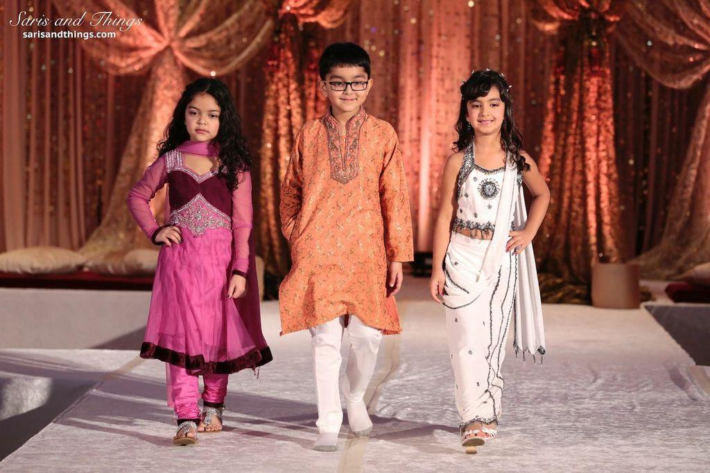 saris and things kids anarkali sherwani