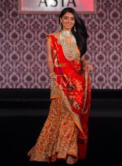 Indian Bridal Fashion - Bridal Asia 2010