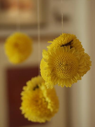 Shaadi Link Love - DIY Floral Balls