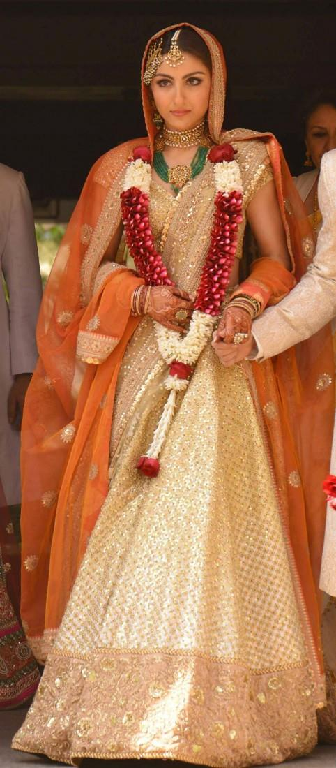 soha ali khan and kunal khemu wedding ceremony (1)