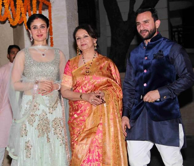 Soha ali khan reception (1)