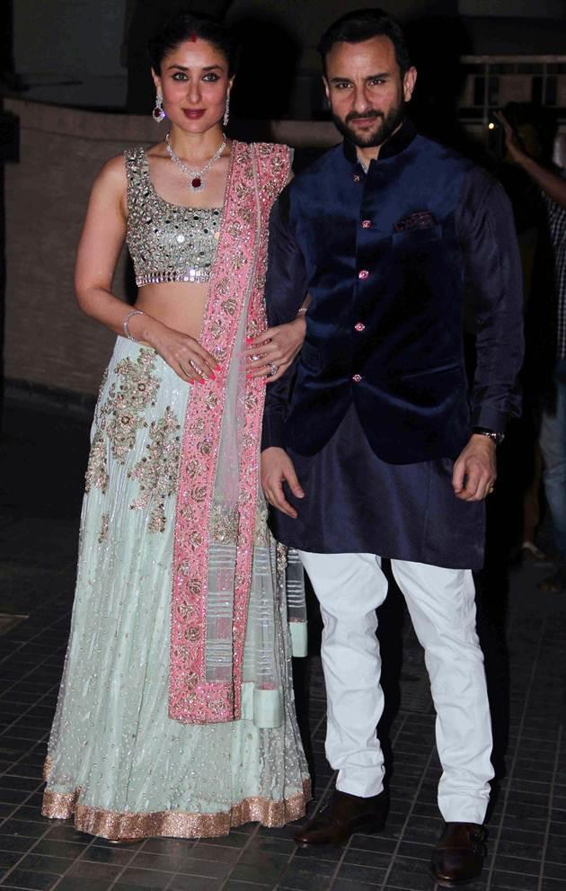 Soha ali khan reception