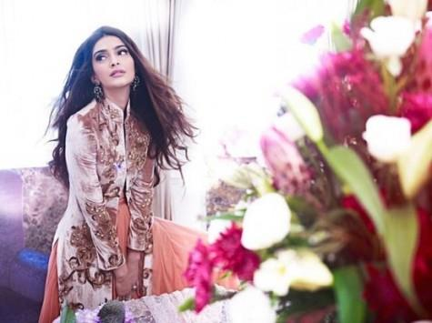 Sonam Kapoor for Shehla Khan-Indian Designer Fashion