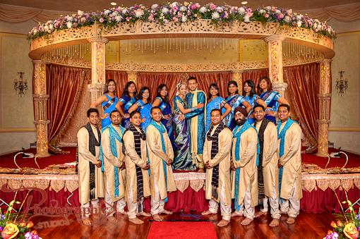 South Indian NJ Wedding by PhotographicK Studios
