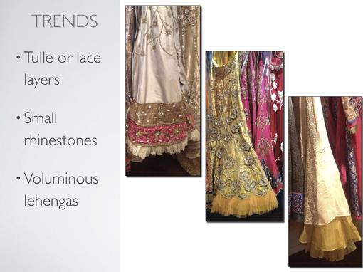 Spring/Summer 2012 Trunk Show- Shehnaai Couture with Charisma Designs