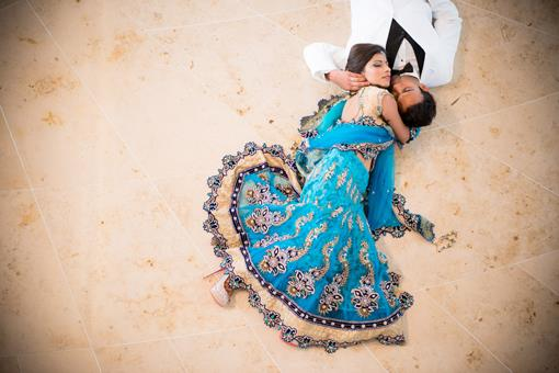 Stunning Indian Wedding Portraits by Melissa Diep Photography - 3