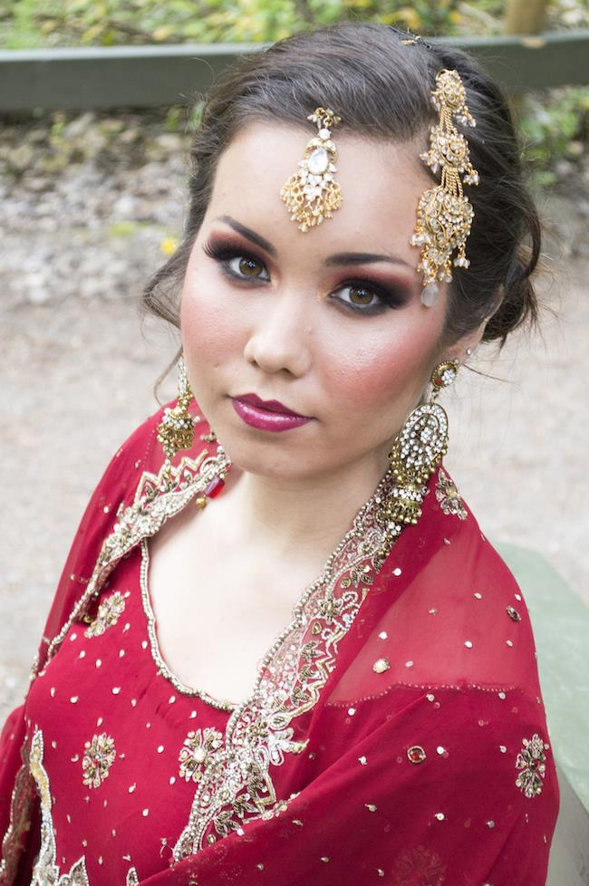 8a Indian Bridal Makeup and Jewelry