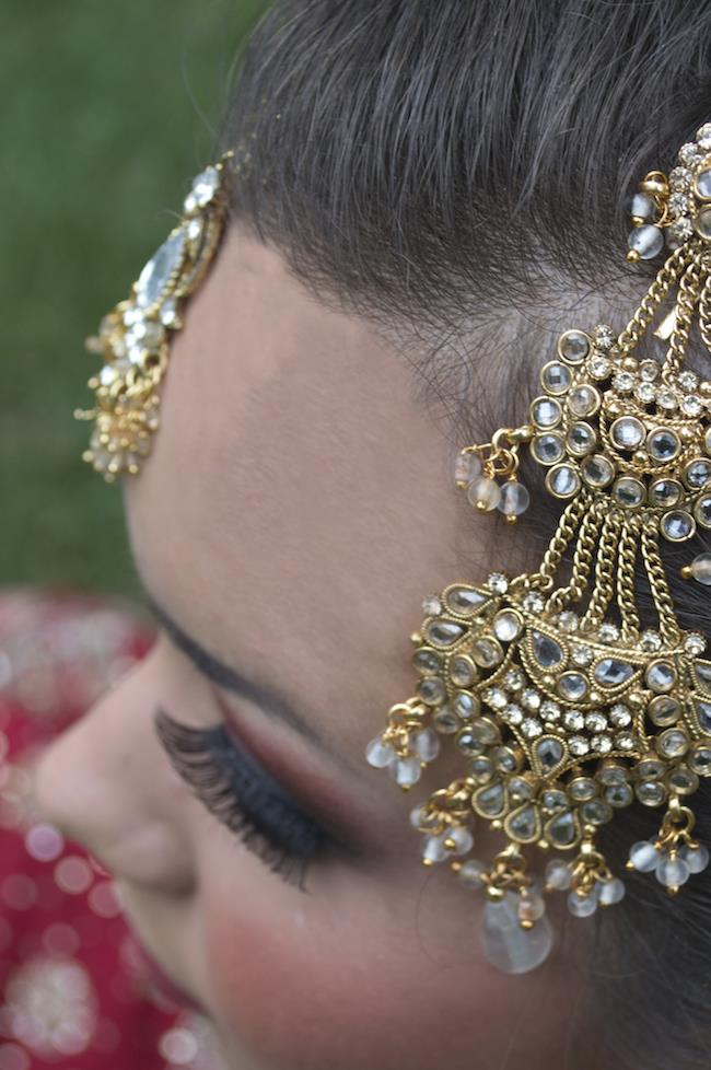 9a Indian Bridal Eyelashes