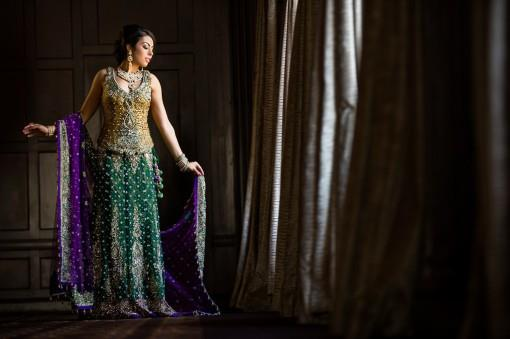 Styled Indian Wedding Shoot by Tamara J Events, Brian MacStay Photography at Julia Morgan Ballroom - 1