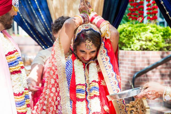 14a indian wedding bride