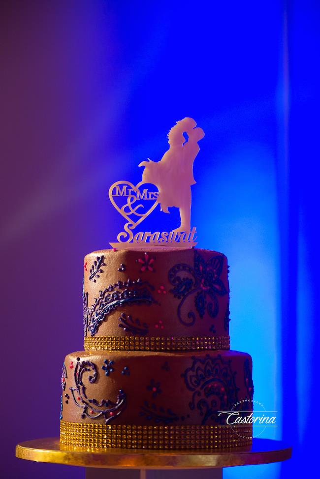 20a indian wedding cake
