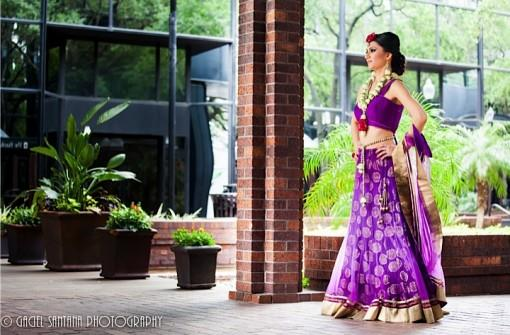tAnirika Floral Couture Jewelry by Suhaag Garden - 2