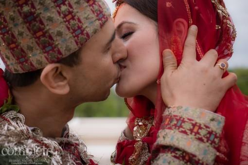 Tn hindu nepali wedding by complete musicdeooto 1 so gautam was planning to propose the next day a traditional proposal over dinner he ended up proposing a day earlier just because he just found the junglespirit Image collections