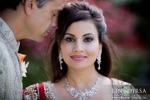 Real California Indian Wedding - Celebrity: Shalini Vadhera & Tony Potts