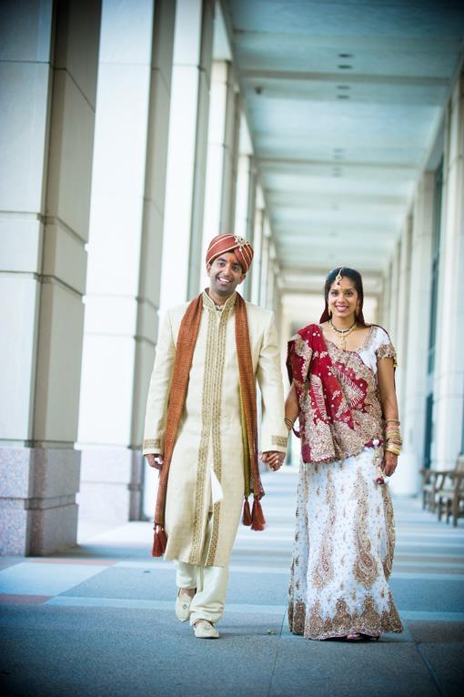 Traditional Indian Wedding Portraits By Crimson Blu 2