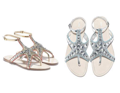 Tuesday Shoesday- Miu Miu Marine Sandals